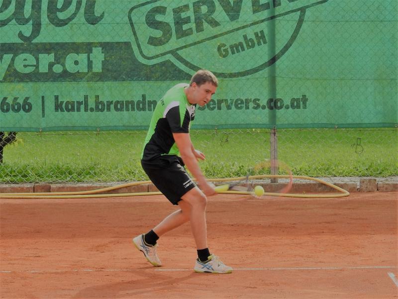 Josef Schwingshackl ist Vereinsmeister 2018