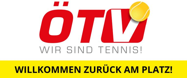 Tennisbetrieb ab 1. Mai!