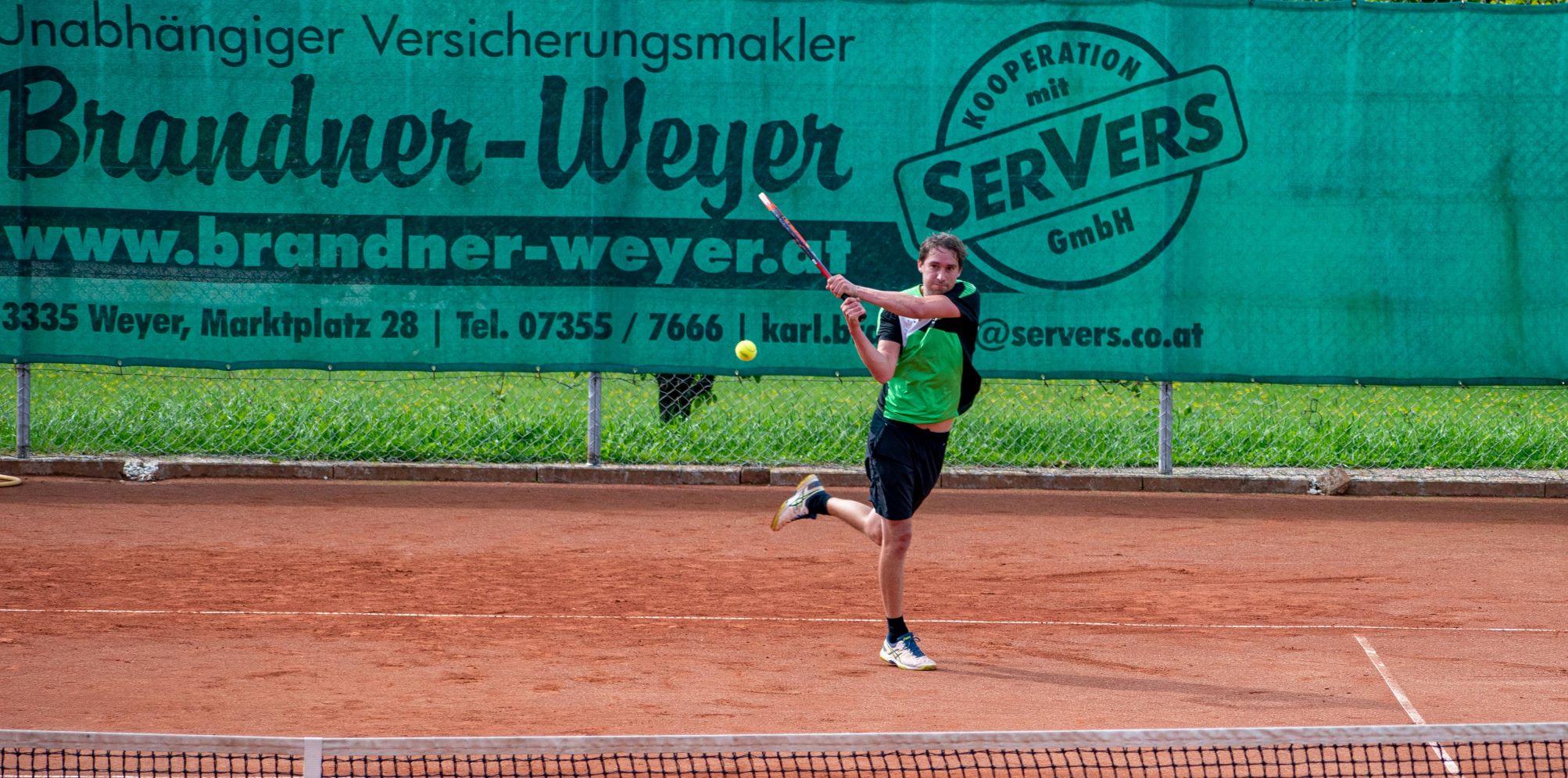 Tennis-Vereinsmeister stehen fest